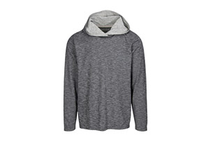 Knit Hoodie Pullover - Men's