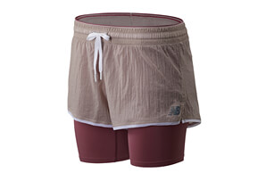 Q Speed Breathe 2 In 1 Short - Women's