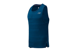 Q Speed Fuel Jacquard Tank - Men's