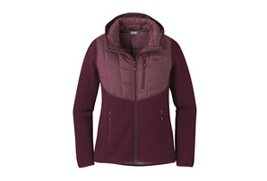 Vashon Hybrid Full-Zip - Women's