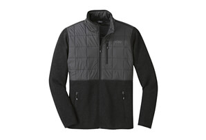 Vashon Hybrid Full-Zip - Men's