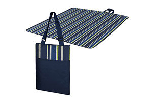 Vista Outdoor Picnic Blanket & Tote