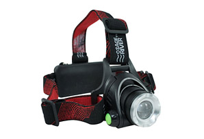 1800 Lumen LED Rechargeable Headlamp