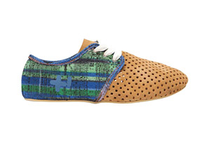 Jazz Suede Batik - Women's