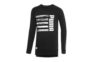 Blocked Crew Long Sleeve - Men's