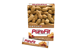 Peanut Butter Crunch Bars - Box of 15