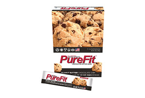 Peanut Butter Chocolate Chip Bars - Box of 15