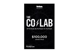 The Co-Lab Blu-ray + DVD