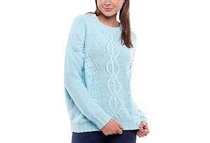 Zambia Knit Sweater - Women's