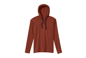 Bug Barrier Round Trip Drirelease Hoody Long Sleeve - Men's