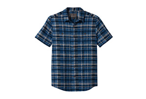 Slab City Dobby Short Sleeve Shirt - Men's
