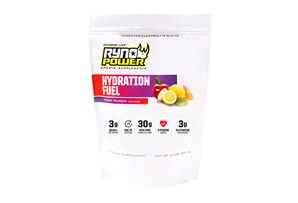 Fruit Punch Hydration Fuel - 20 Servings