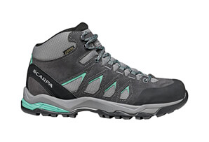 Moraine Mid GTX Shoes - Women's