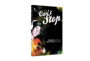 Can't Stop DVD - Ski