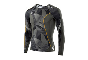 Skins DNAmic Compression Long Sleeve Top - Men's