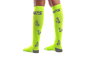 Butterfly Compression Socks - Women's