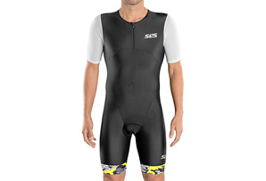 S/S Aero Triathlon Race Suit - Men's