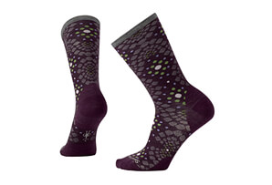Smartwool Pompeii Pebble Crew Socks - Women's