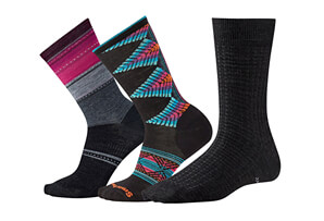 Smartwool Trio 2 3-Pack Socks - Women's