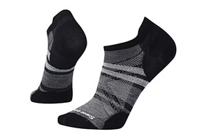 PhD Run Ultra Light Pattern Micro Socks