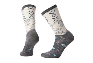 Falling Arrow Crew Socks - Women's