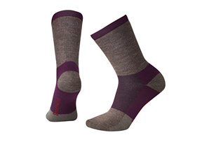 Stripe Hike Medium Crew Socks - Women's