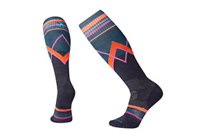 PhD Ski Ultra Light Pattern Socks - Women's
