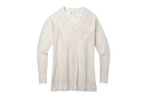 Everyday Travel Tunic Sweater - Women's