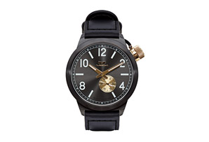 Canteen Leather Watch