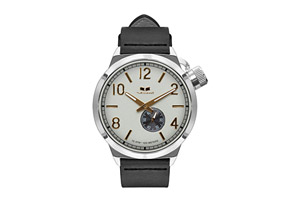 Canteen Italian Leather Watch