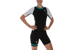 Sleeved Tri Suit - Women's