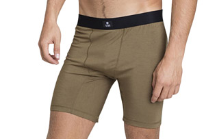 Voy Fitted Boxer - Men's