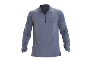 Interval 1/4 Zip Active Pullover - Men's