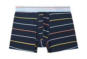 Benjamin Multi Stripe Boxers - Men's