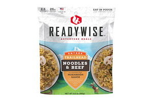 Trailhead Noodles & Beef Case of 6