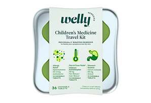 Travel Children's Remedy Kits