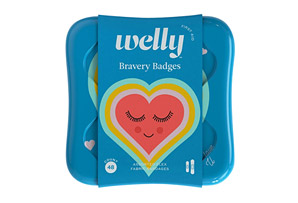 Bravery Badges Bandages 48ct