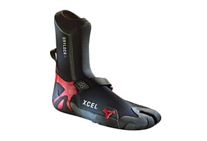 Xcel Drylock 3mm Split Toe Booties
