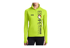 Triathlon 1/2 Zip Pullover - Women's 2017