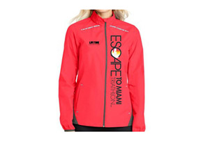 Vertical Full Zip Jacket - Women's 2017