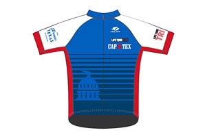 Capitol Design FS Pro SS Cycling Jersey - Men's 2017