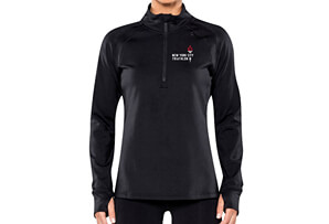 2XU 'Left Chest Embroidered'' Formsoft Performance 1/4 Zip Pullover - Women's 2018