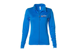 'LCE' Zip Lightweight Tech Fleece Jacket - Women's