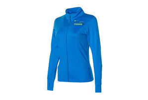 '2019 Finisher Design' Zip Lightweight Tech Fleece Jacket - Women's