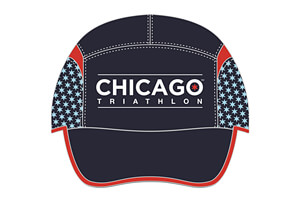 Tech Tri Cap - Stars Design