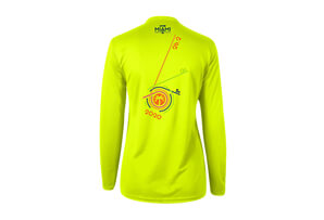 LS UPF44 Tech Tee '2020 Course Design' - - Women's