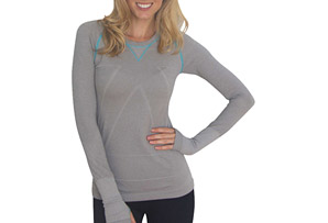 Run Seamless Long Sleeve - Women's