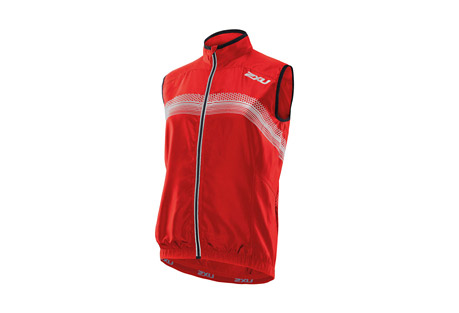 Microclimate Reflector Vest - Mens