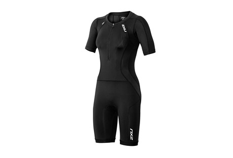 Compression Sleeved Trisuit - Women's
