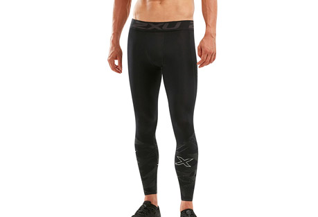 Accelerate Compression Tights w/Storage - Men's